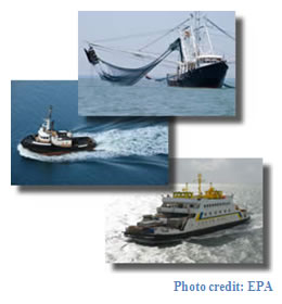 Photo marine vessels